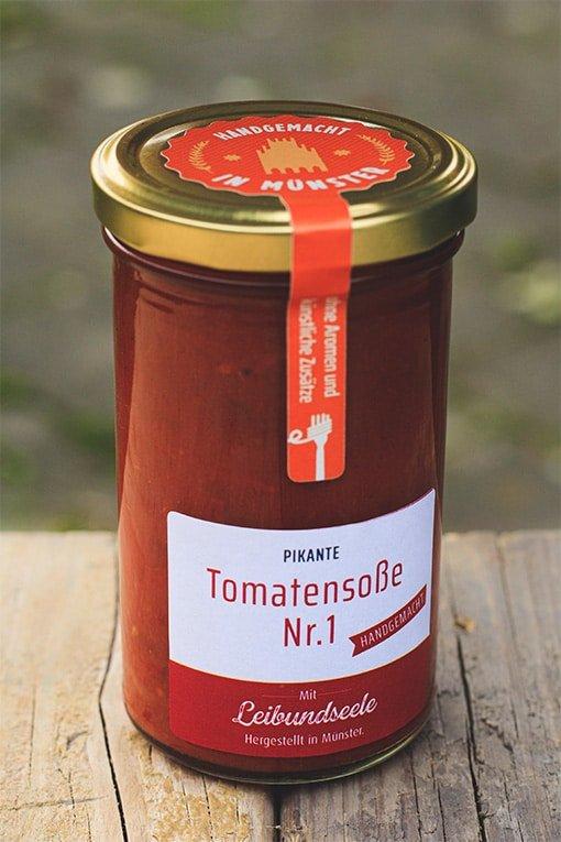 Tomatensoße Nr. 1