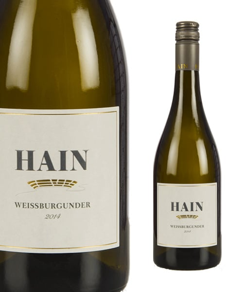 2018 Weingut Hain Weißburgunder Q.b.A. trocken