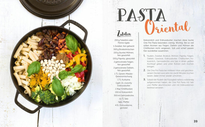 One Pot Pasta … Basta!