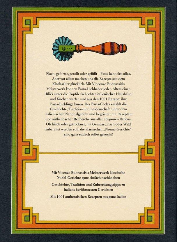 Der Pasta - Codex