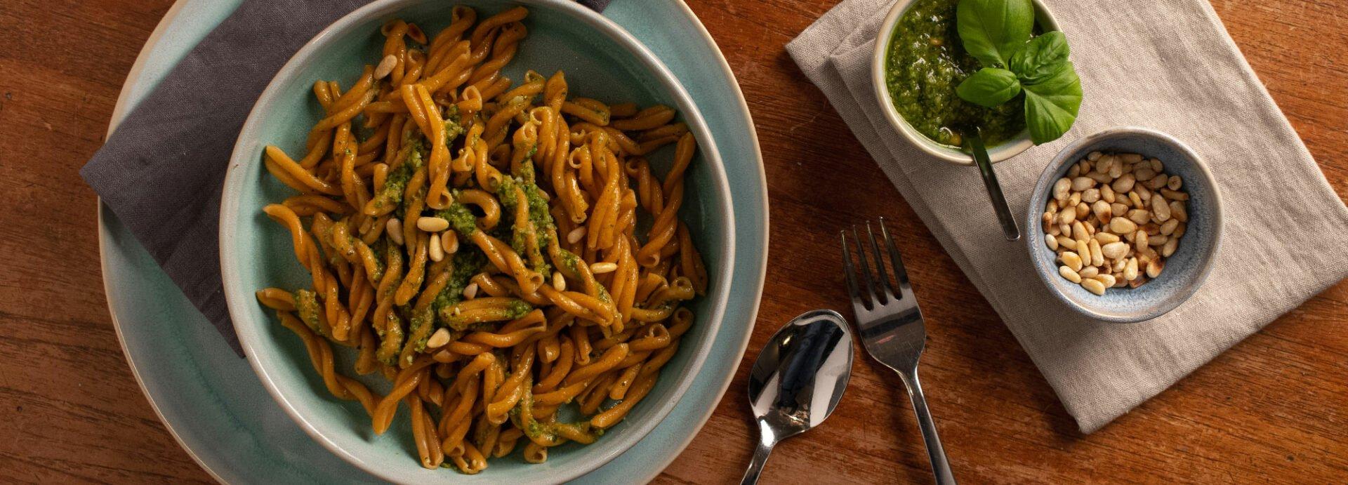 Das Nudelholz: Pasta selbst machen mit dem richtigen Pasta-Werkzeug.